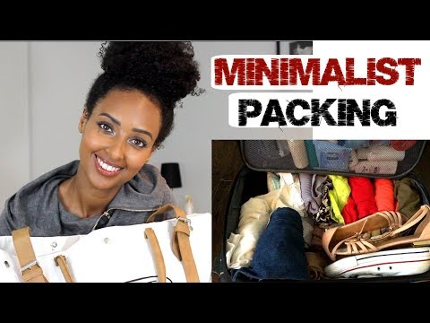Minimalist Packing and Travelling | Trip to Barbados | Just a Carry On | No Checked Luggage