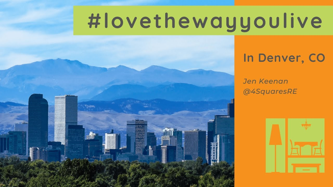 Love the Way You Live | Denver, CO