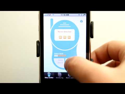baby-monitor-and-alarm-iphone-app-demo