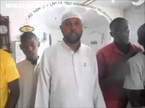 Reportage sur l'islam en haiti (arabic-english)