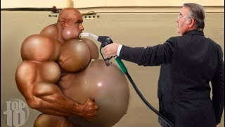 10 Bodybuilders Who Took It Too Far