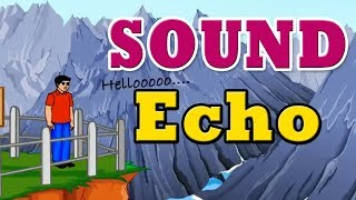 Reflection of sound and echo | CBSE 9 | SSC 9 | Science | Why Do We Hear Echoes? | Home Revise