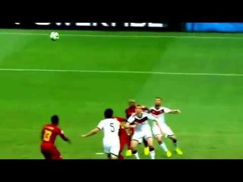 Alemanha 2 x 2 Gana - Germany vs Ghana 2-2 All Goals World Cup 2014