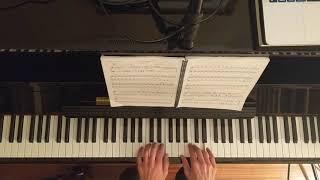 |L'Adieu (The Farewell)| by Friedrich Bürgmuller, performed by Niko Malek