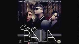 J Alvarez Ft. Daddy Yankee Y Farruko - Como Baila (Www.FlowReal.Net)