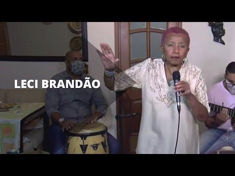 Leci Brandão com participação de Marcus Boldrini e Paulo Henrique Ambrosio #EmCasaComSesc
