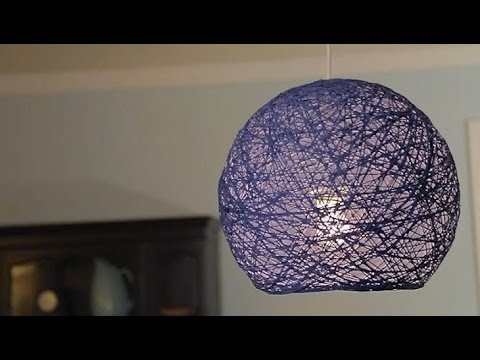 How to make a lampshade lanterns and yarn globes from scratch 2017 how to make a lampshade lanterns and yarn globes from scratch 2017 youtube aloadofball Gallery