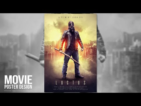 Creating a Movie Poster Manipulation Effects in Photoshop CC