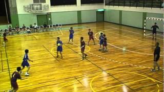 AKB・2011青森県中体連ハンドボール予選大会
