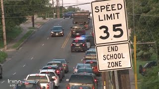 Baixar Drivers speeding through school zones, 300 tickets issued