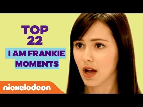 Frankie's Top 22 Moments from Season 1!! 🤖 | I Am Frankie | Nick