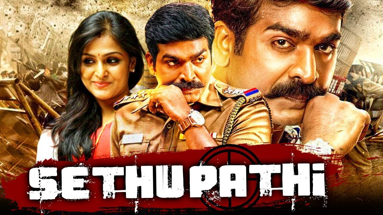 Image result for Sethupathi movie images