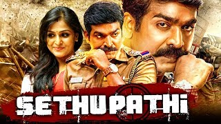 Sethupathi 2018 Hindi Dubbed Full Movie | Vijay Sethupathi, Remya Nambeesan, Vela Ramamoorthy