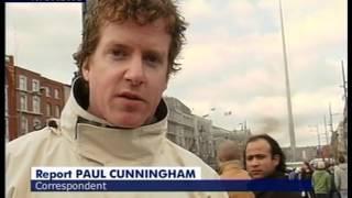 Dublin Riots - Saturday 25th February 2006 (TV3 and RTE coverage)