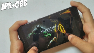 How To Download Injustice 2 APK+OBB For Android!