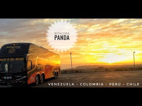 Como viajar de Venezuela a Chile (Parte 2) - Bitácora Panda