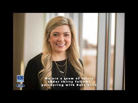 Ford Thirty Under 30 - Ruth Ellis Center (2018)