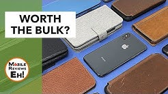 50+ Tested! What's the BEST Wallet Cases for the iPhone XR, XS and XS Max?