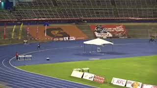 Digicel Grand Prix 2018 Boys 4 x 400m