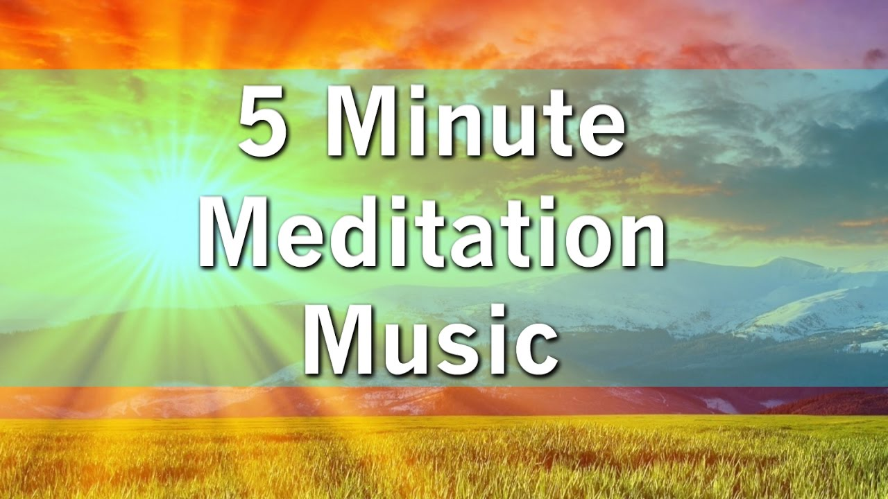musique relaxation 5 minutes