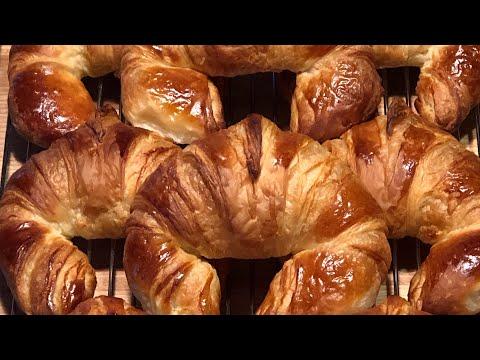 croissants-au-beurre-fait-à-la-maison