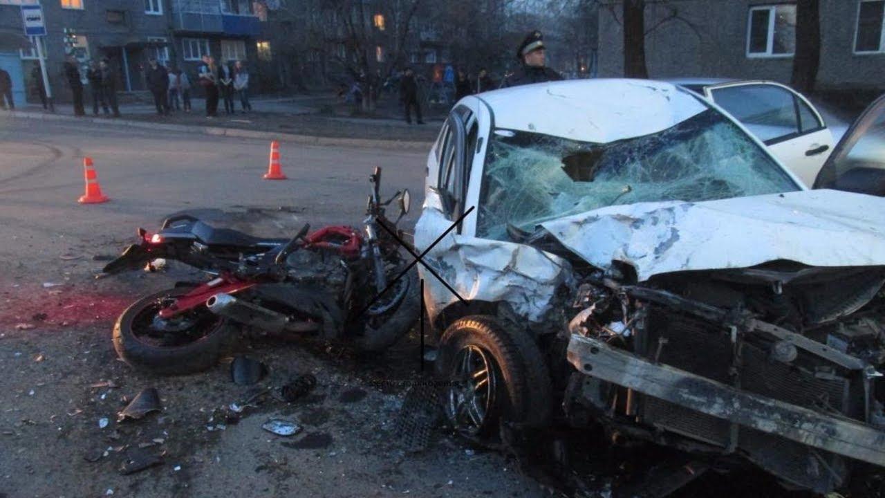 АвтоИнтерес - новая подборка дтп аварий NEW Car Crash 2017 авария .