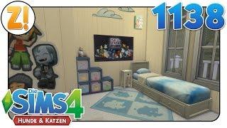 Sims 4 [Hunde & Katzen]: Cedrics neues Zimmer #1138 | Let's Play [DEUTSCH]