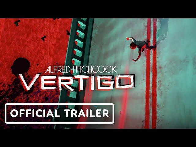 Alfred Hitchcock — Vertigo (видео)