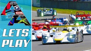Le Mans 24 Hours [PS2]: ANYTHING CAN HAPPEN IN THE NEXT 24 MINUTES!|Armbar Arcade Plays