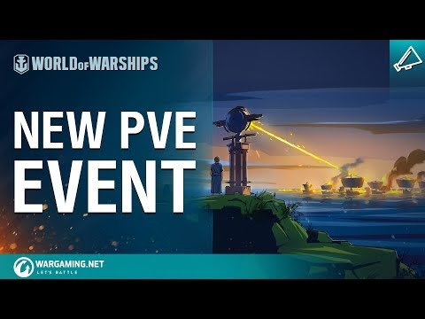 [World of Warships] Developer Diaries: Archimedes Death Ray