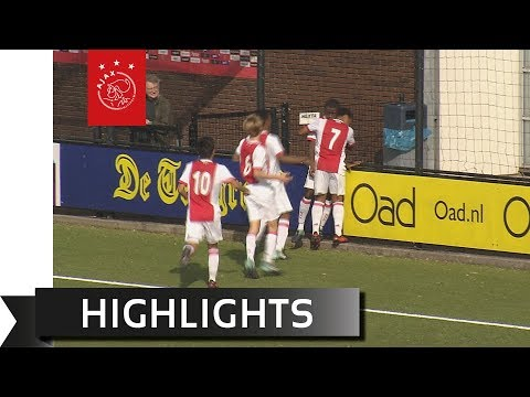 Highlights Ajax O16 - FC Utrecht O16