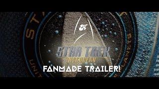 Star Trek Discovery - Fan Made Trailer Redux (Re-edit of ST:D Trailer #2)