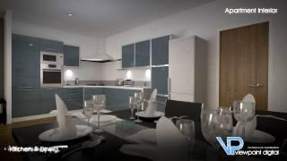 Viewpoint Studios - Deluxe Apartment Interior