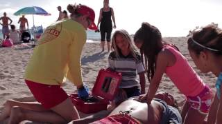 Girl Scouts   Hands Only CPR PSA 2015