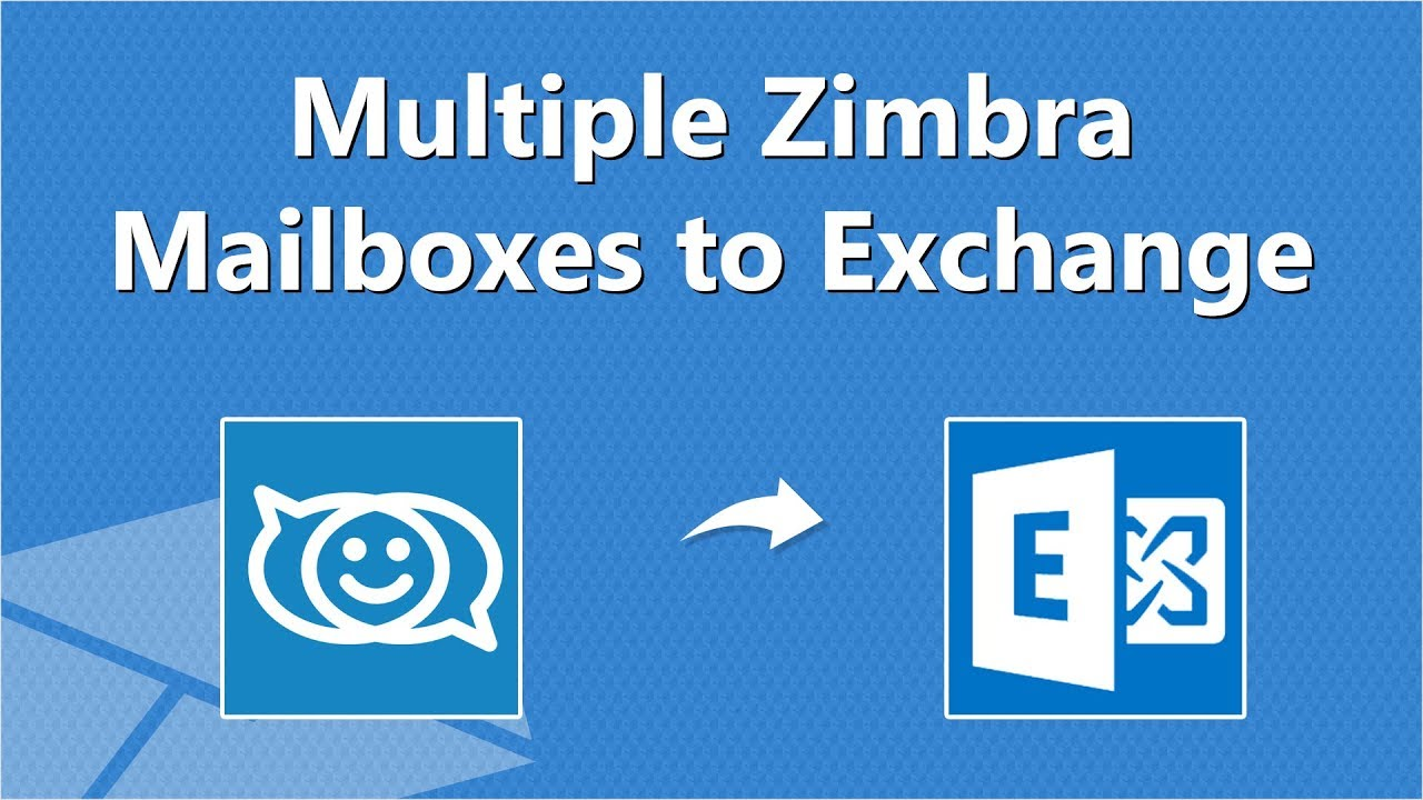 Zimbra to Exchange Migration Tool to Import TGZ Files into MS