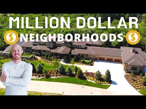 Omaha Nebraska's Million Dollar Neighborhoods
