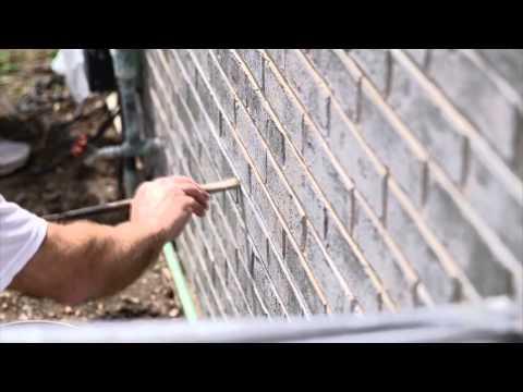 Thursday, June 26, Segment 4 - Brick Staining