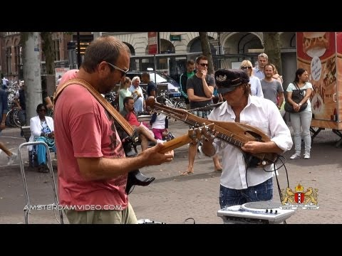 The Famous Unknowns In Amsterdam 2013 (7.27.13 - Day 1122)