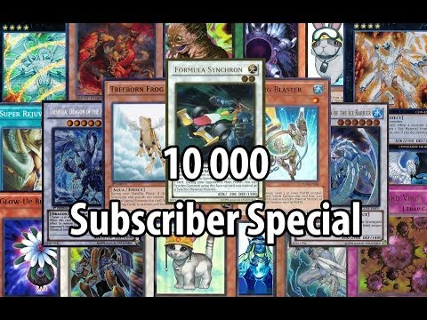 Yu-Gi-Oh! DevPro Duel - 10.000 Subscriber Special - Formula Frogmonarchs [Cross Banlist]