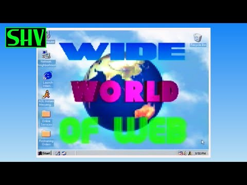 Wide World Of Web: AIM Chatrooms (90's Internet Tutorial)