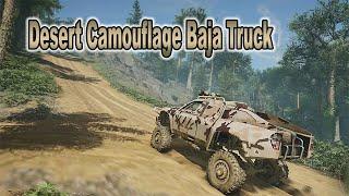Desert Camouflage Baja Truck  - Tom Clancy's Ghost Recon Breakpoint