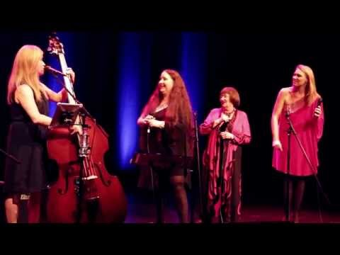 LINES FOR LADIES feat. SHEILA JORDAN & KRISTIN KORB - 'RHYTHM CHANGES'