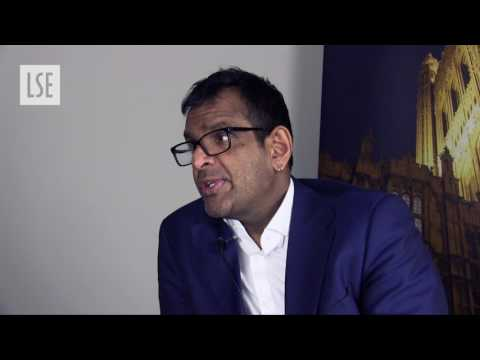 LSE CARR | Anand Menon | On the impact of Brexit on regulation