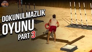 Dokunulmazlık Oyunu 3. Part   36. Bölüm   Survivor Türkiye - Yunanistan
