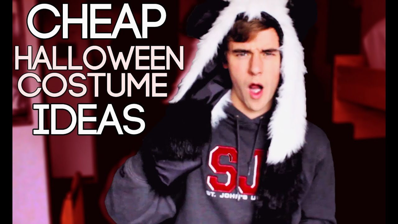 cheap halloween costume ideas youtube - Cheap Halloween Dresses