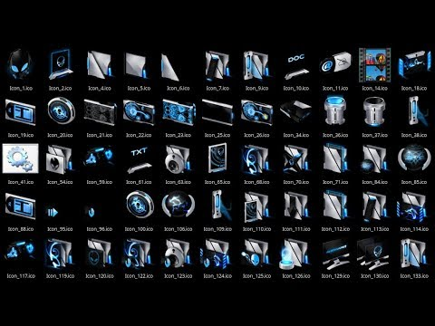 8 Beautiful Windows 10 Icon Packs