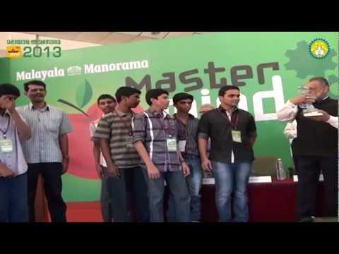 Dr. K. Radhakrishnan, Chairman, ISRO gave away Yuva Mastermind 2013 awards