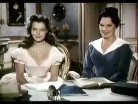 Egy királynő leánykora 1. 1954