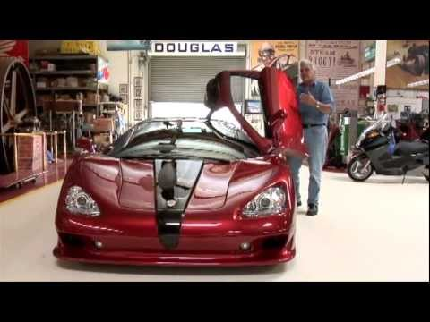 2008 SSC Ultimate Aero – Jay Leno's Garage