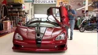 2008 SSC Ultimate Aero - Jay Leno